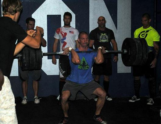 Squat Clean - IC 2011 - blog edit